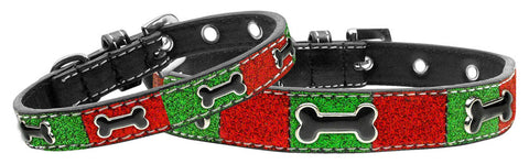 Ice Cream Christmas Dog Collar