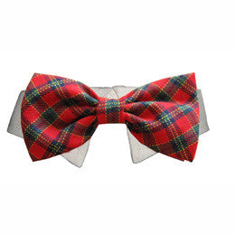 Christmas Bow Tie Combo