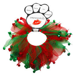 Christmas Bell Smoocher Collar