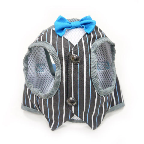 SnapGo Bow Tie Gentleman Harness