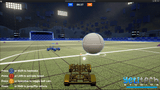 Vehicle Soccer Template