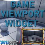 GAME VIEWPORT WIDGET