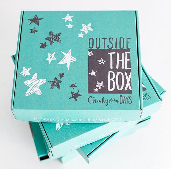 Pre-Order: July 2017 Outside The Box
