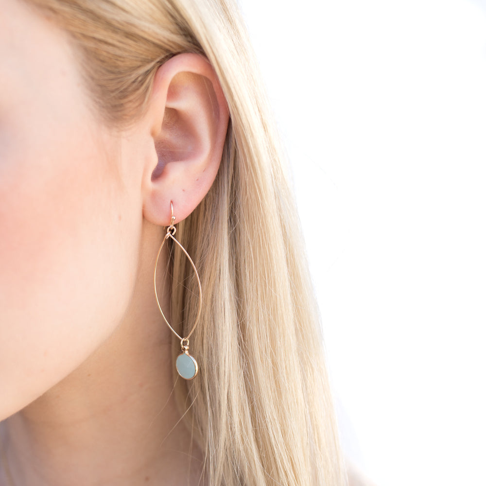 Lark Drop Earring