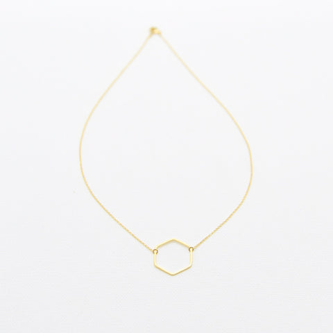 Skylar 14k necklace