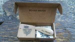 How to Brush Your Beard