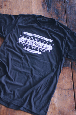Heather Graphite Vintage Tee