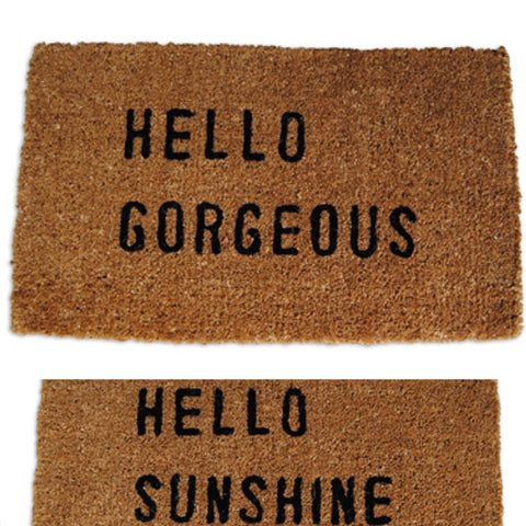 Sugarboo Door Mats