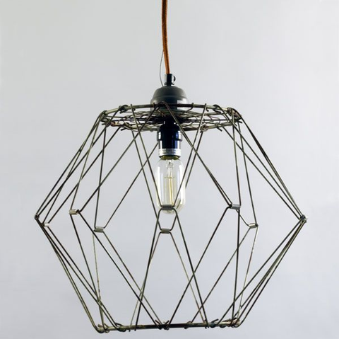 Folding Wire Multi Design Pendant Lamp