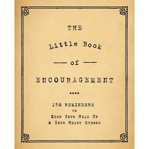 The Little Book Of Encouragement 4