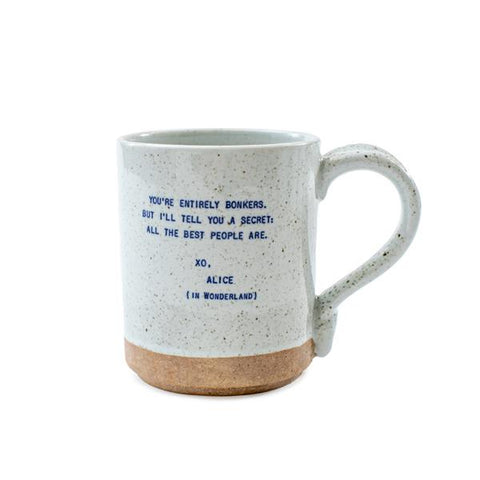 XO Ceramic Quote Mugs