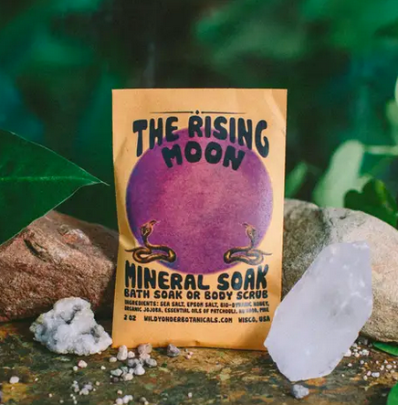 Rising Moon Mineral Soak