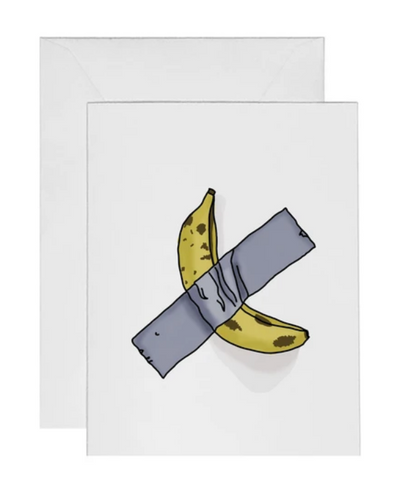 Agostina Ele Banana-gate Card