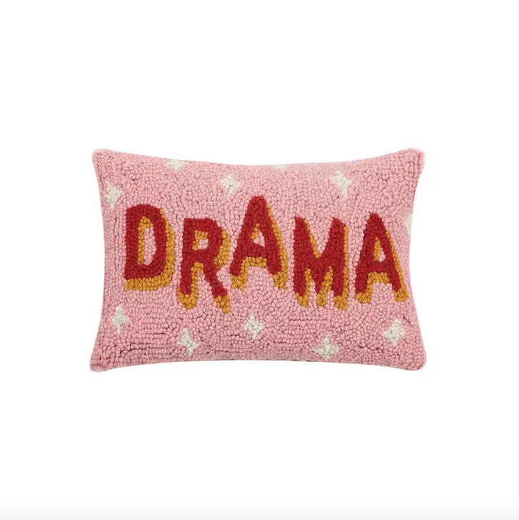 Drama Hook Pillow