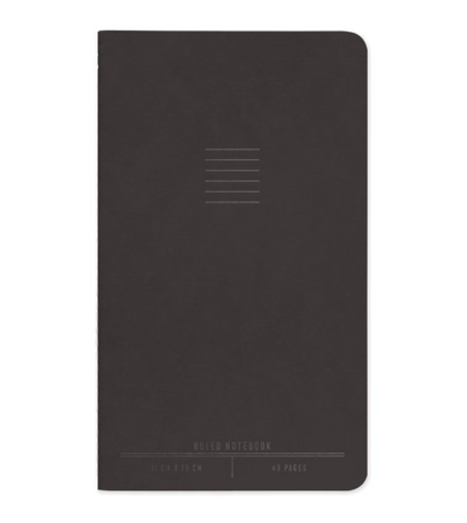 Single Flex Undated Notebook