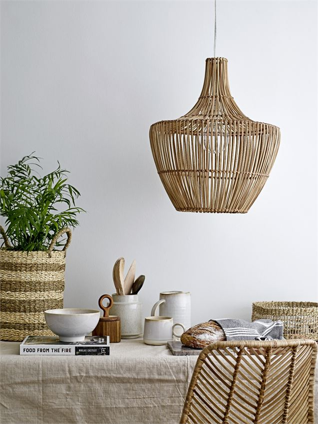 Wicker Remgio Pendant Lamp