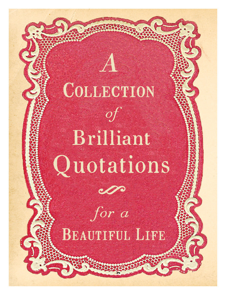 Brilliant Quotations Pad
