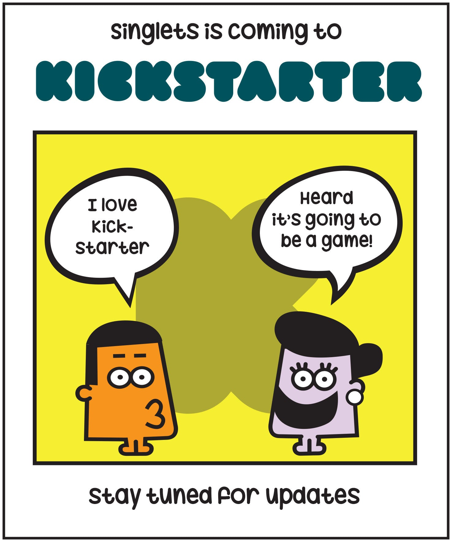 Our very first kickstarter project