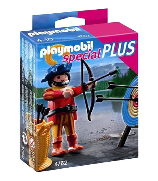 playmobil special plus - archer with target