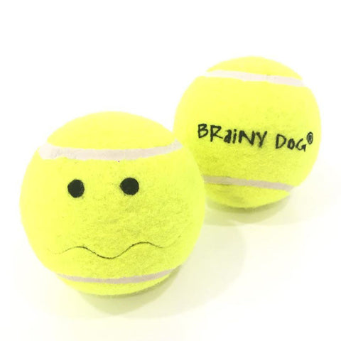 tennis puzzle ball for dogs