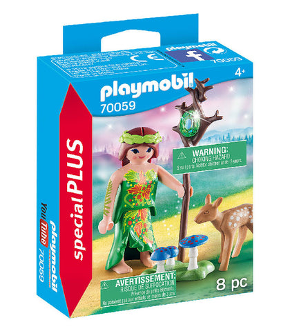 playmobil special plus - fairy with deer