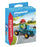 playmobil special plus - boy with go-kart