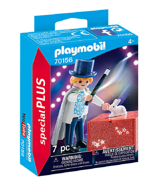 playmobil special plus - magician with rabbit