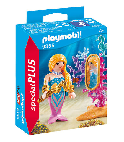 playmobil special plus - mermaid with seahorse