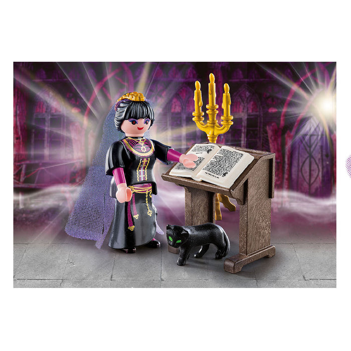 playmobil special plus - witch with cat