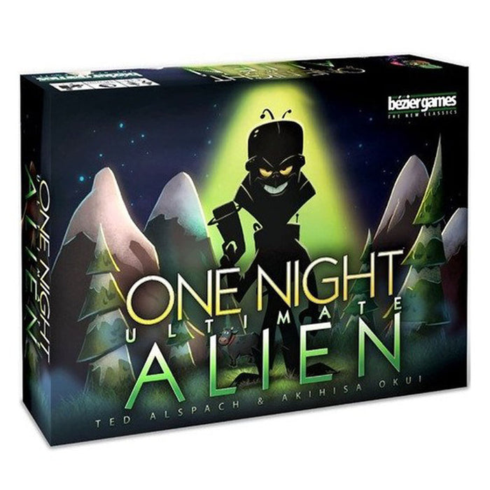 one night ultimate alien game