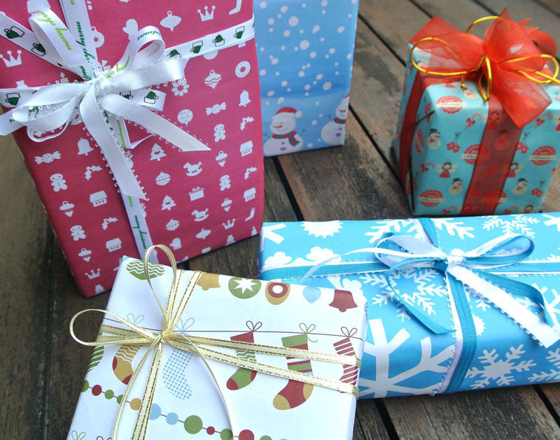 afford gift wrapper (10 sheets)