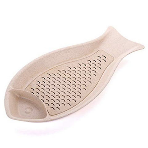 fish shape serving tray