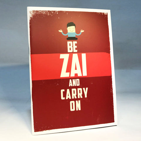 be zai notebook