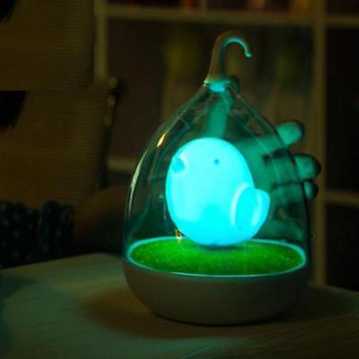 bird cage mood light