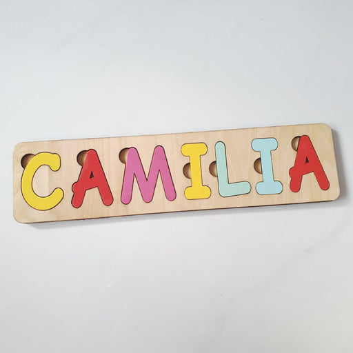 custom name puzzle (40cm)