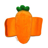 carrot seat belt cushion