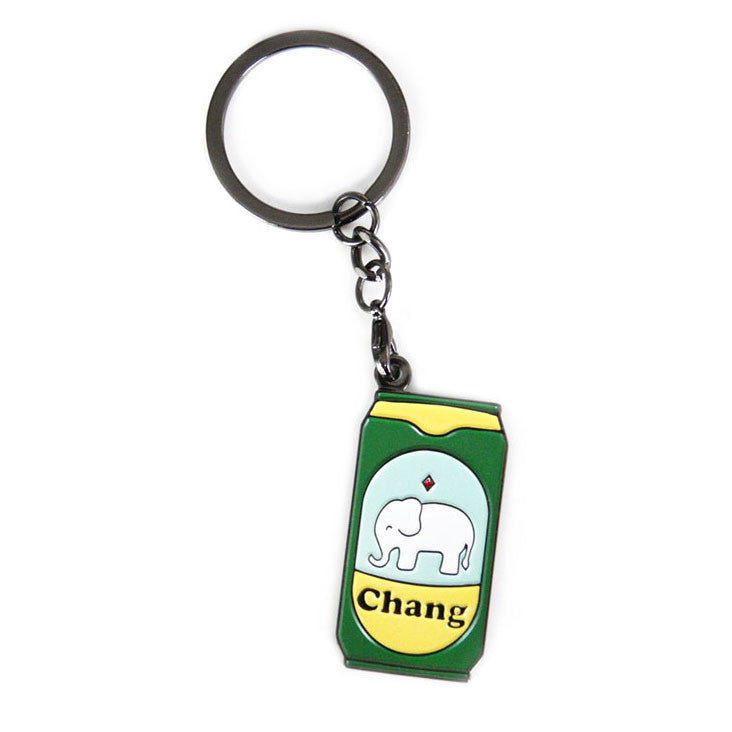 chang - badge keyring