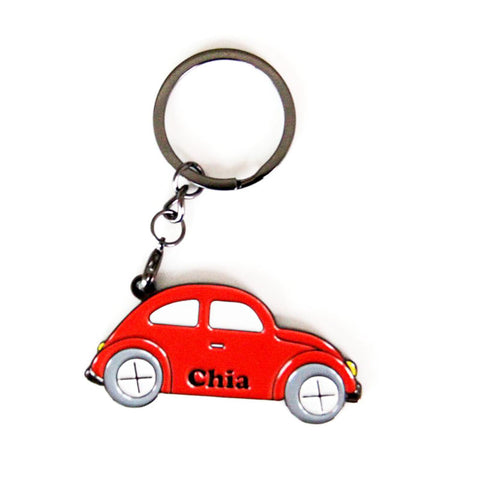 chia - badge keyring