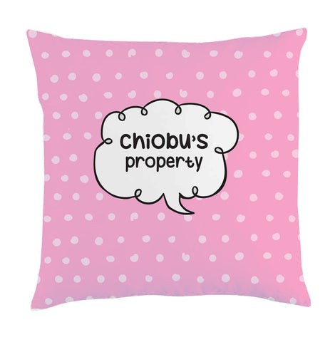 chiobu cushion