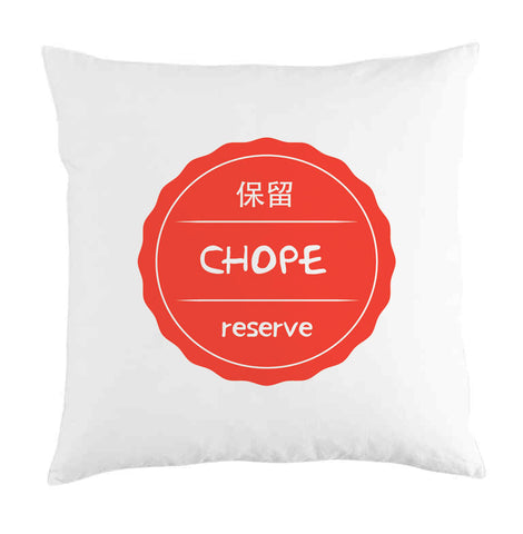 chope cushion