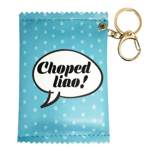 choped pouch