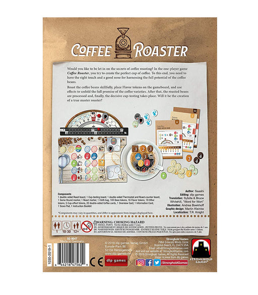 coffee roaster game