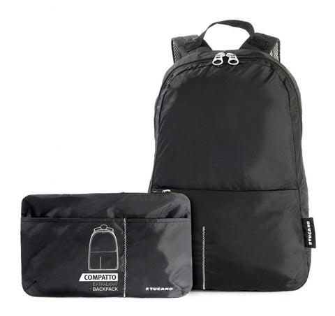 compatto backpack black