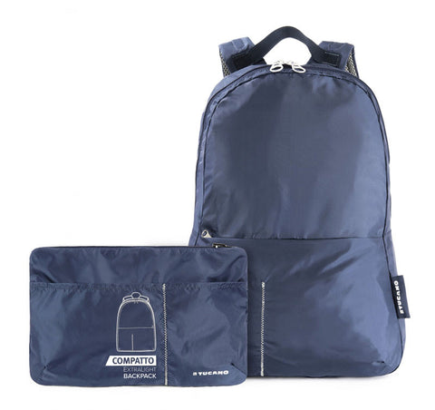 compatto backpack blue
