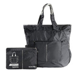 compatto shopper bag black