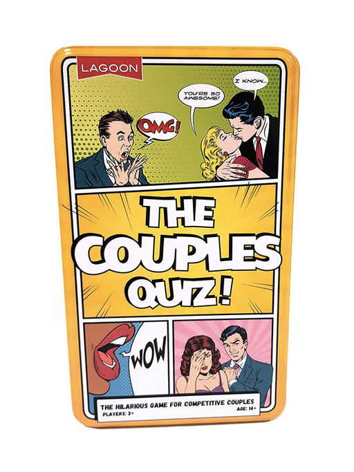 couples quiz