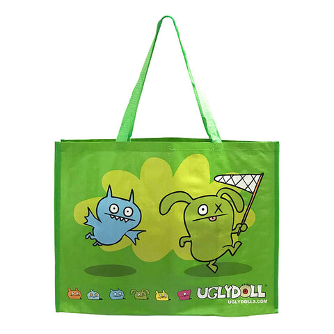 ugly dolls tote bag