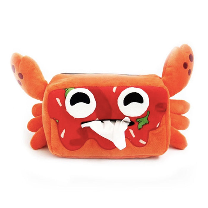 chilli crab tissue box