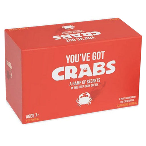 you've got crab game