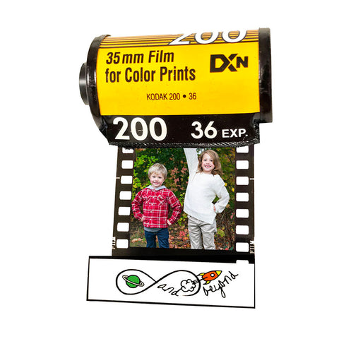 custom header roll film
